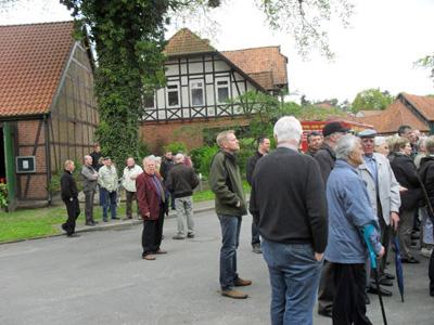Musuem im Dorf Lüben - Gruppenführung