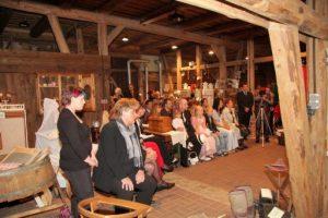 Museum im Dorf Lüben - Heiraten in der Museumsscheune
